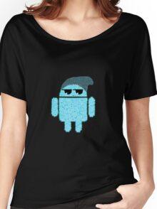 BeanieDroidv1.4 Women's Relaxed Fit T-Shirt
