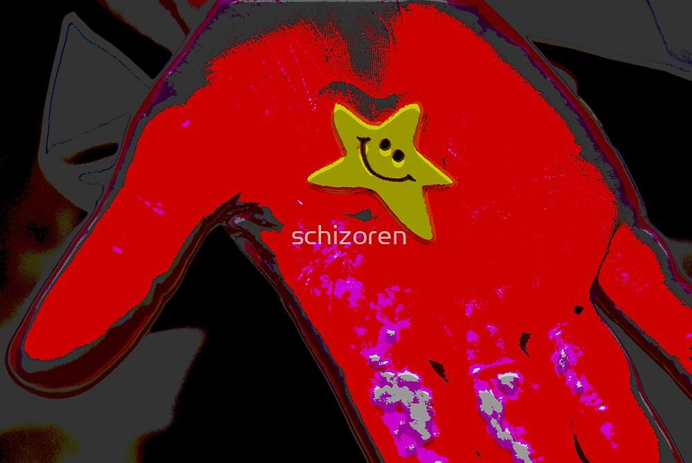 happy hands by schizoren