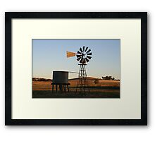 The Outback Framed Print