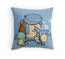 Number 7, 8 and 9! Throw Pillow