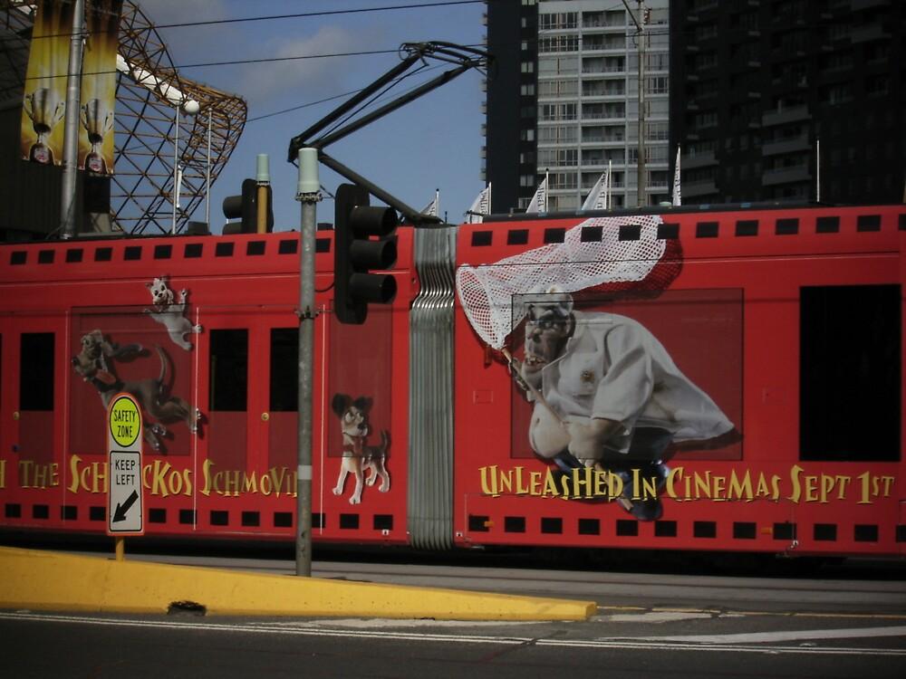Melbourne City Tram by siskos