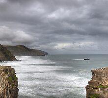 Maori Bay pano by Omakiwi