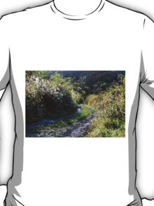 The old sunken lane. T-Shirt