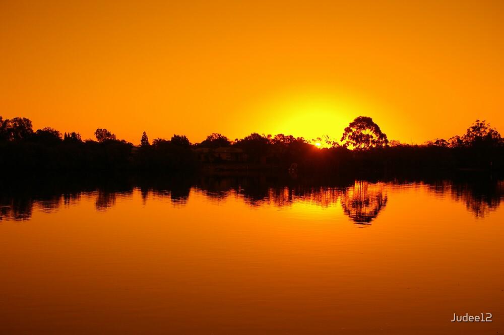 Unreal Sunset! by Judee12