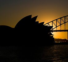 Sydney Opera House by stenchlord