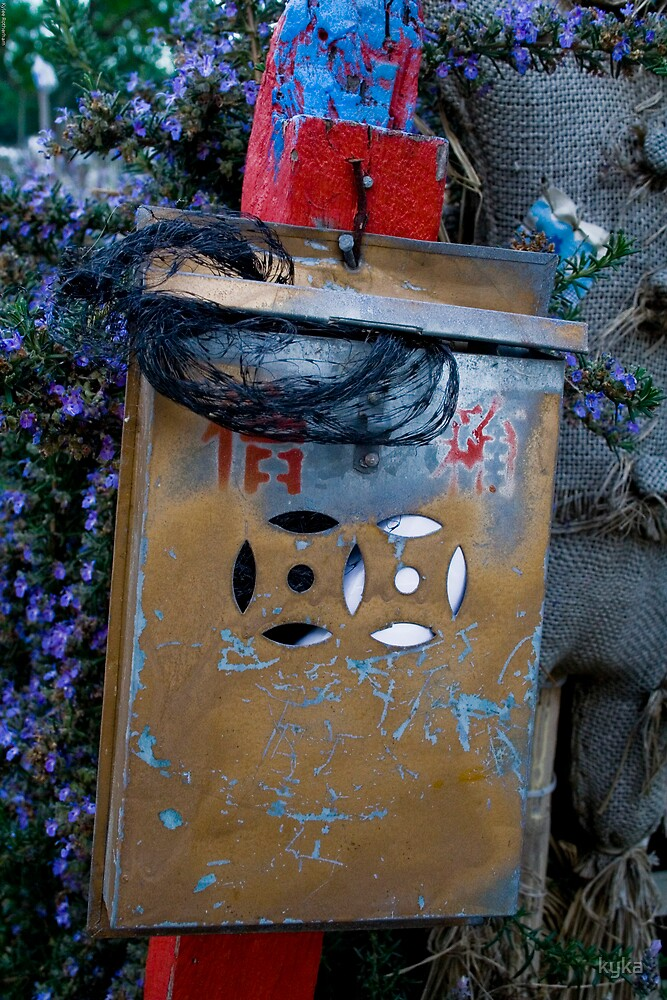 Letterbox by kyka