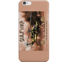UH-60 Black Hawk Gulf War Veteran iPhone Case/Skin