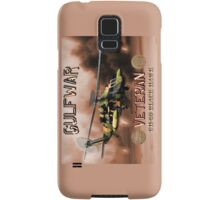 UH-60 Black Hawk Gulf War Veteran Samsung Galaxy Case/Skin