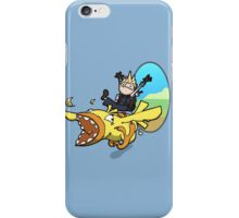 A magnificent creature iPhone Case/Skin