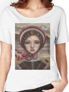 Annabel Lee Women's Relaxed Fit T-Shirt