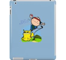 Gunna' Catch 'Em All! iPad Case/Skin