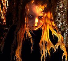 Flaming Mad by Elizabeth Burton