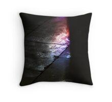 holy light Throw Pillow