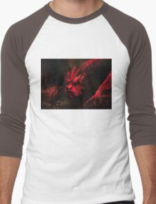 Smaug Men's Baseball ¾ T-Shirt