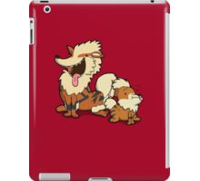 Number 58 and 59 iPad Case/Skin