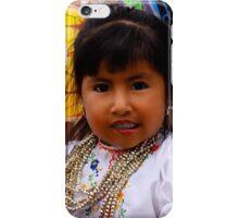 Cuenca Kids 545 iPhone Case/Skin