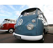 Fine VW Split Screen Photographic Print