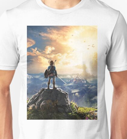 Legend of Zelda : Breath of the Wild Art Unisex T-Shirt