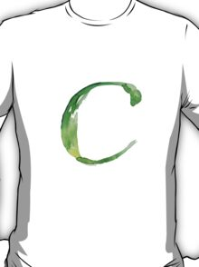 Alphabet C T-Shirt