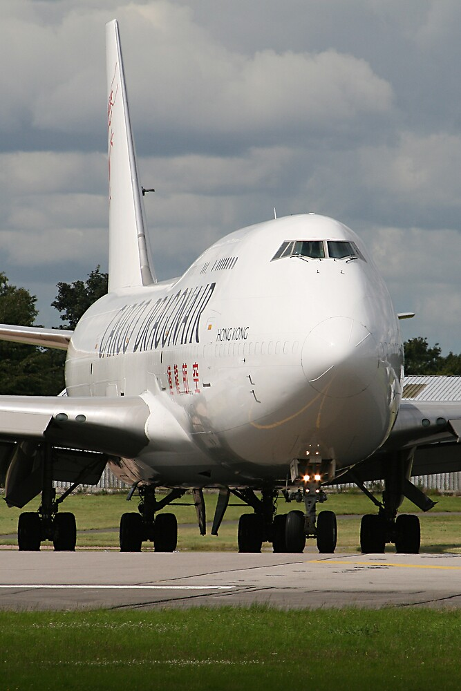 Dragonair 747 by Alex Urmston