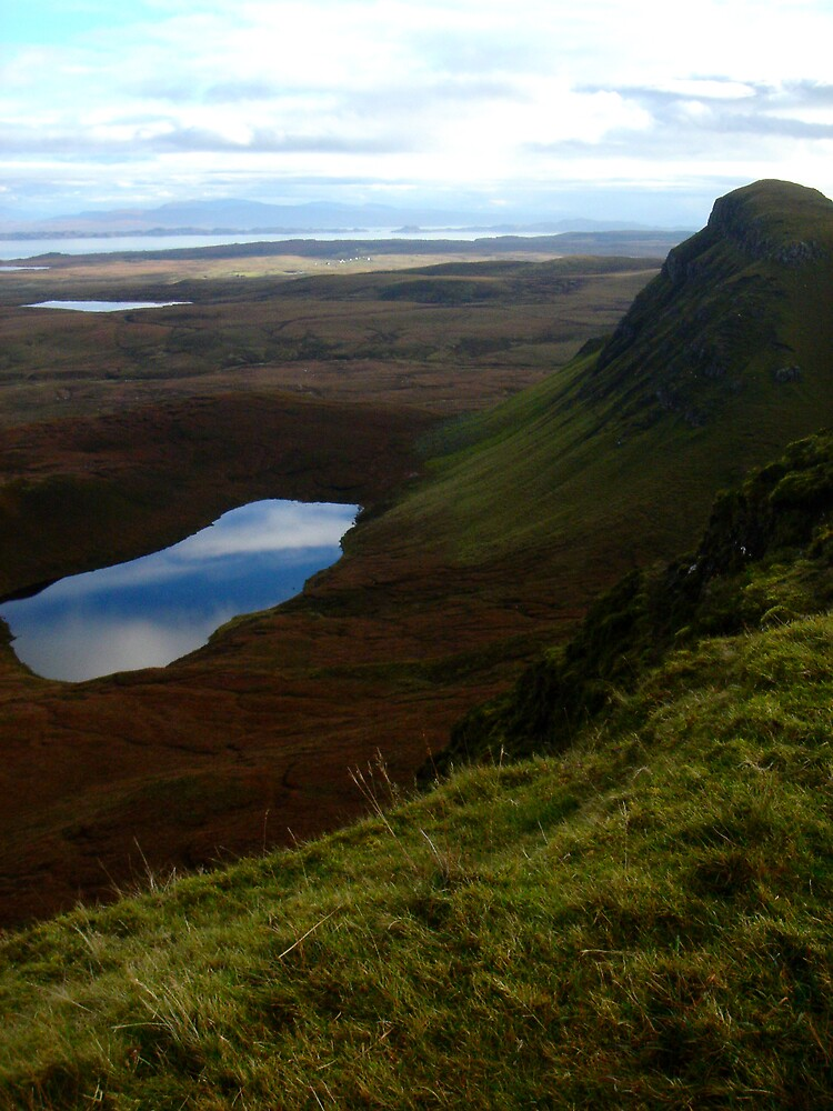 Hills of Scotland by beckha