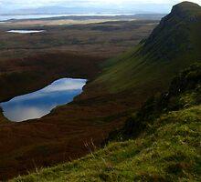 Hills of Scotland by beckha