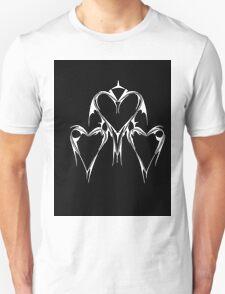 Tribal Flight #3 In Noir T-Shirt
