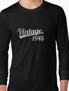 vintage-1945 Long Sleeve T-Shirt