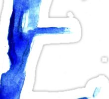 Alphabet E Sticker