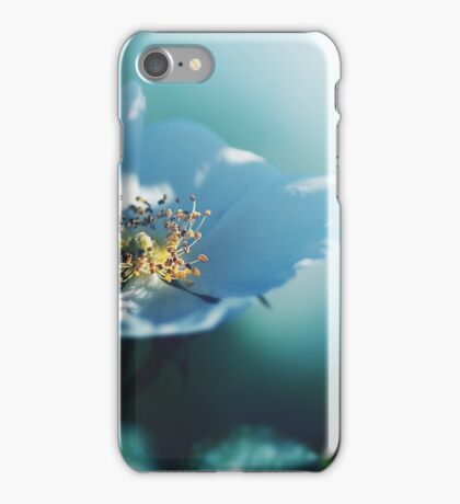 turquoise - like a dream, no 1  iPhone Case/Skin