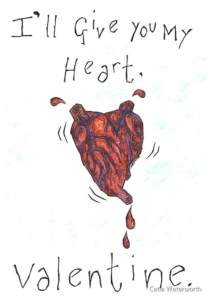 Valentine by Catie Atkinson