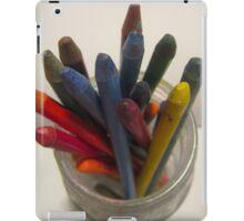 Pencil Jar iPad Case/Skin