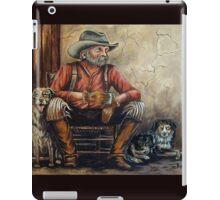 Camp Coffee and The Girls iPad Case/Skin