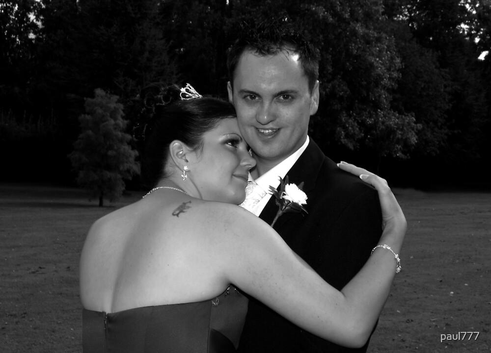 bride and groom by paul777