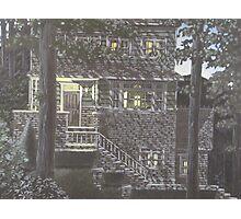 The Ridge Photographic Print