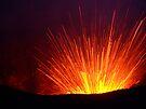 Volcano, Vanuatu by John Douglas