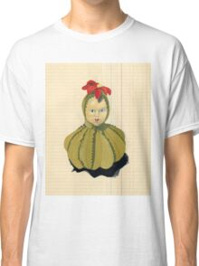 The Creepiest Yet Most Wonderful Pincushion Ever in Gouache Classic T-Shirt