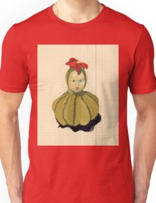 The Creepiest Yet Most Wonderful Pincushion Ever in Gouache Unisex T-Shirt
