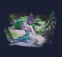 Lizard tee by Ivy Izzard