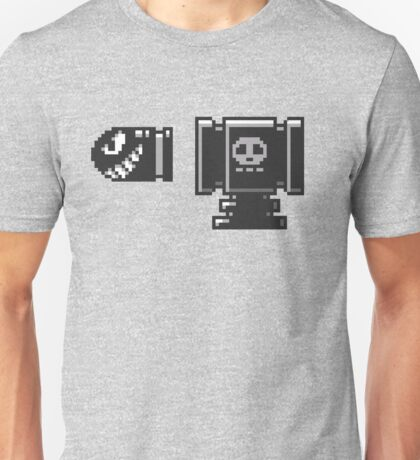 Mario Cannon Unisex T-Shirt