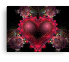 You Captured My Heart Canvas Print