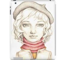 Libby iPad Case/Skin