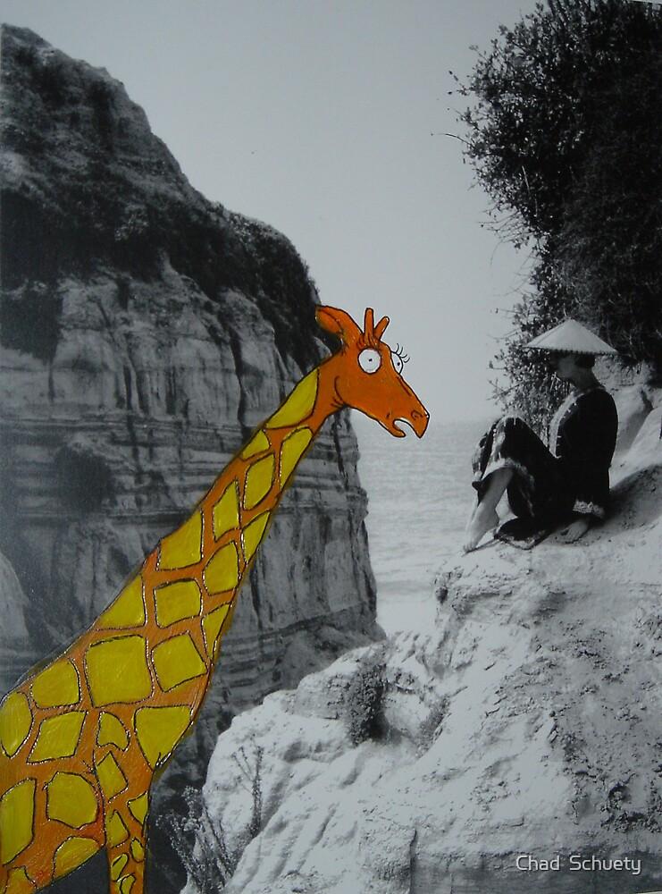 Giraffasia by Chad  Schuety