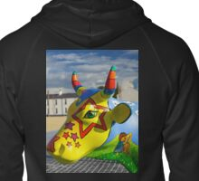 Play Trail - Asperations Cow, Ebrington Zipped Hoodie