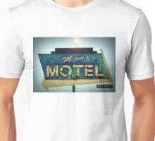 Mom's Motel T-shirt Unisex T-Shirt