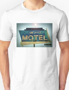 Mom's Motel T-shirt T-Shirt