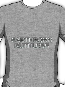 Mass Effect Origins - Earthborn Ruthless T-Shirt