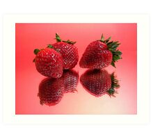 Berry Beautiful Art Print