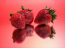 Berry Beautiful by Maria Dryfhout