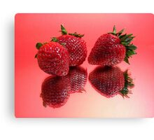 Berry Beautiful Canvas Print